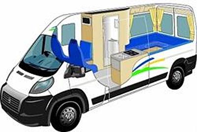 Campervan rental new zealand alpha motorhome