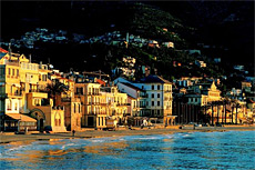 Hire a Campervan on the Italian Riviera